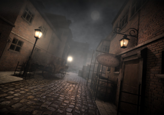 Old London, developed for the Unity Asset Store.