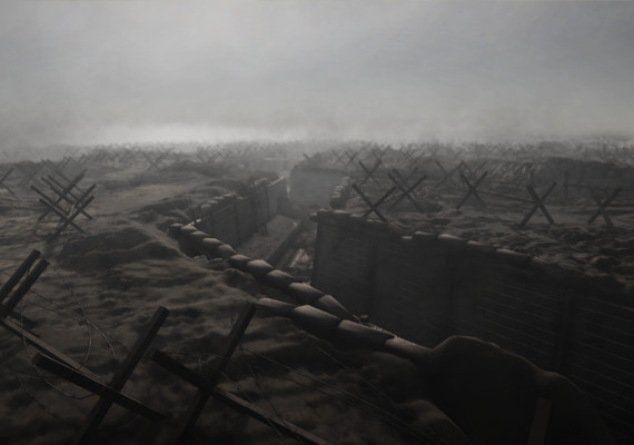 World War 1 assets, developed for the Unity Asset Store.